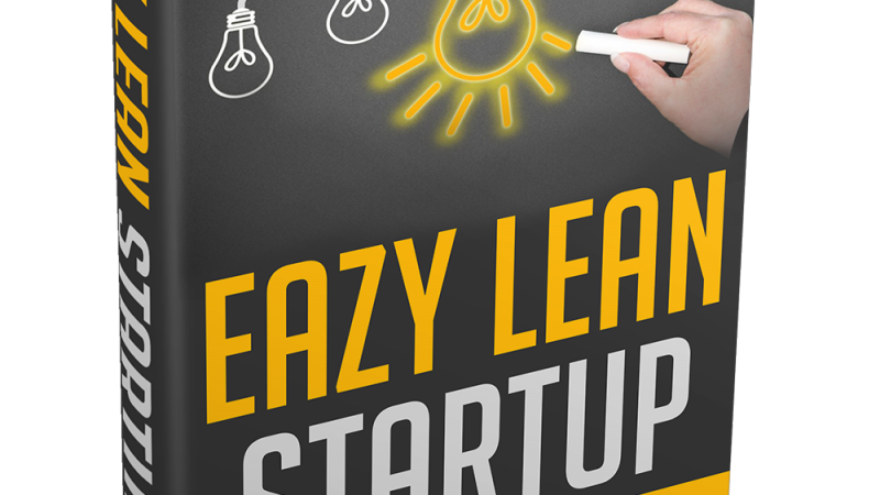 Eazy Lean Startup