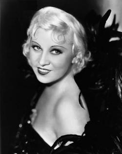 ca. 1920s-1930s --- Mae West in Paramount Pictures. --- Image by © Bettmann/CORBIS